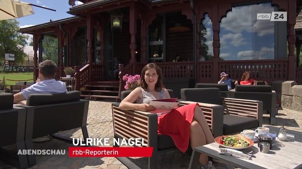 Ulrike Nagel RBB Abendschau Ausflugstipp