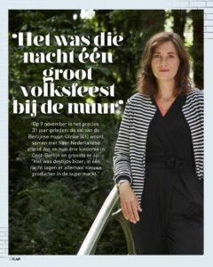 Artikel over Ulrike Nagel in Flair.