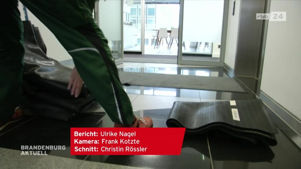 20201129-193000 Ulrike Nagel - RBB Brandenburg Aktuell - Mietmatten fuer die Hauptstadt